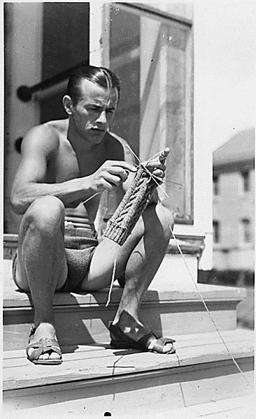 tricoteur maillot de bain