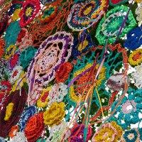 Du crochet, des fleurs et des ami.e.s en plus