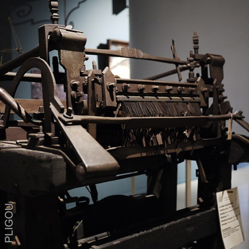 machine de william Lee, Breiatelier, Stedelijkemusea, Sint-Niklaas